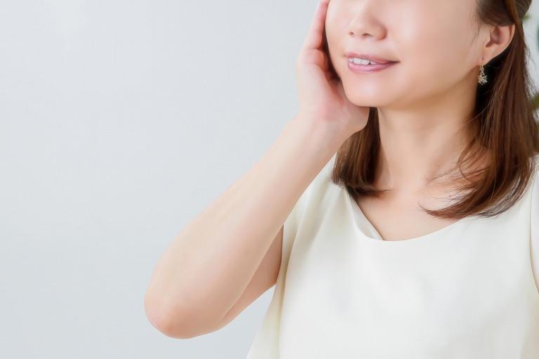 口元を美しくするセラミック治療