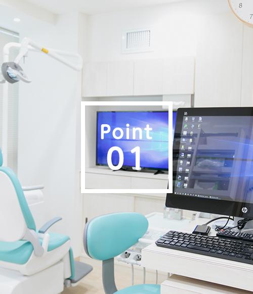 六甲駅前歯科の補綴治療